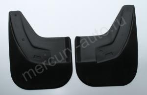 Брызговики для Chevrolet Captiva передние 2013-2019 NPL-Br-12-06F