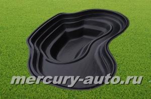 Пластиковый пруд №9 (V-640л 1850х1340х410)